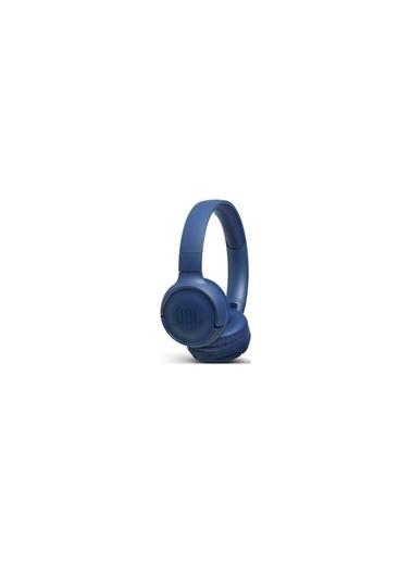 JBL Jbl T560Bt Mikrofonlu Kablosuz Bluetooth Kulak Üstü Kulaklık Mavi